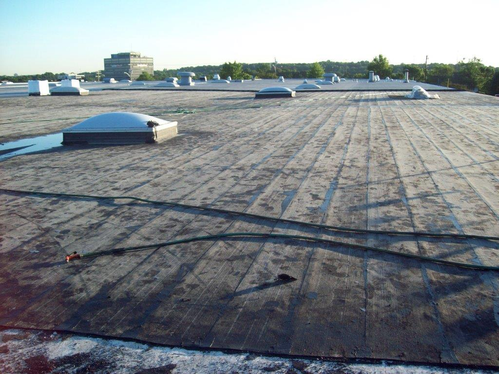 Built Up Roofing Systems