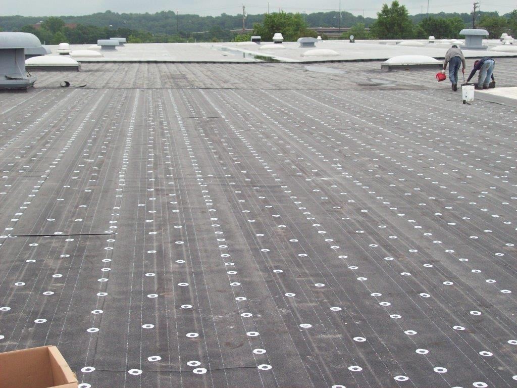 Modified Bitumen Roof System Patuxent Roofing And