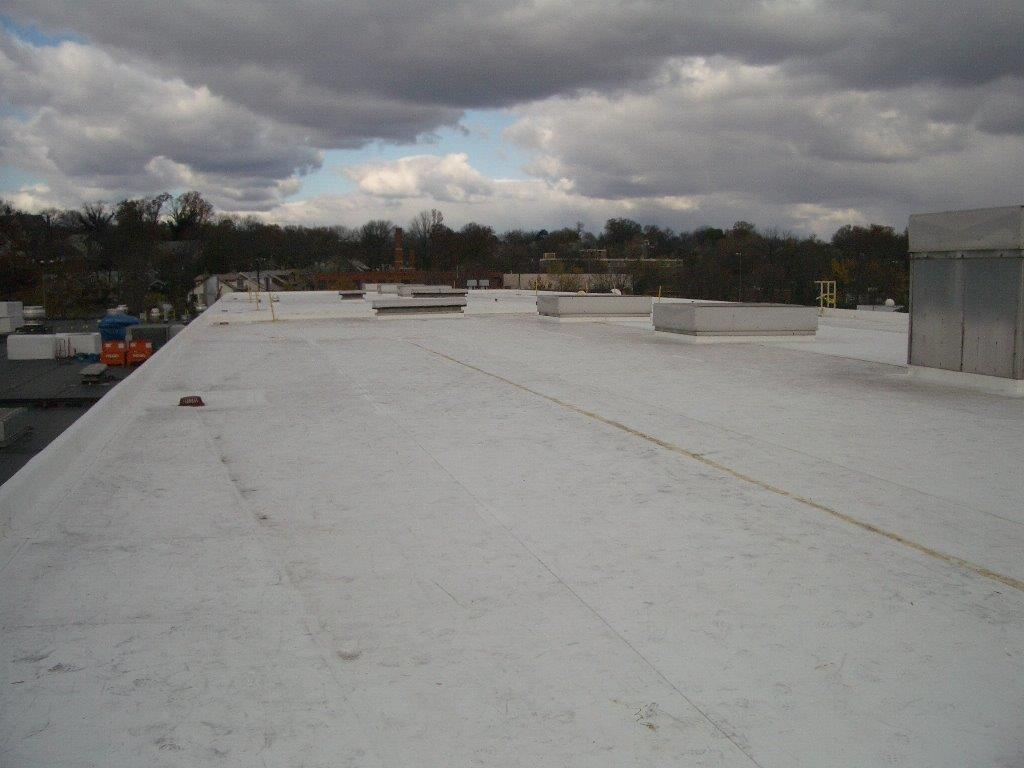 Tpo Roof System Patuxent Roofing And Contracting Inc