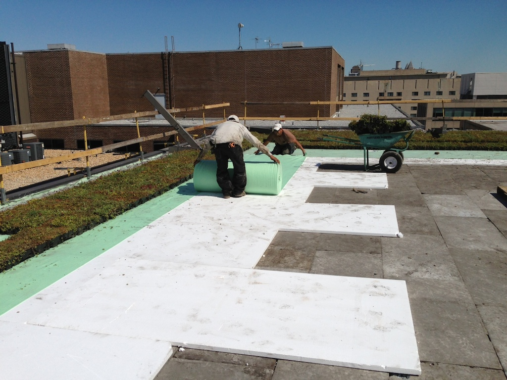 Green Roofing Patuxent Roofing And Contracting Inc